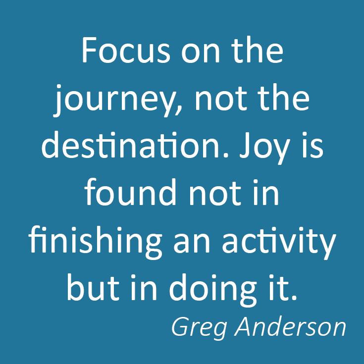 Focus on Result Getting Tasks